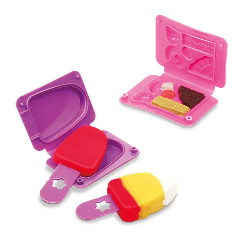 Kinder Spielen Teig Modell Werkzeug Spielzeug Kinder Plastilin ...