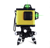 XEAST2018 New 12 Lines 3D Green Laser Level Electronic Automatic Anping 360 Horizontal And Vertical Cross