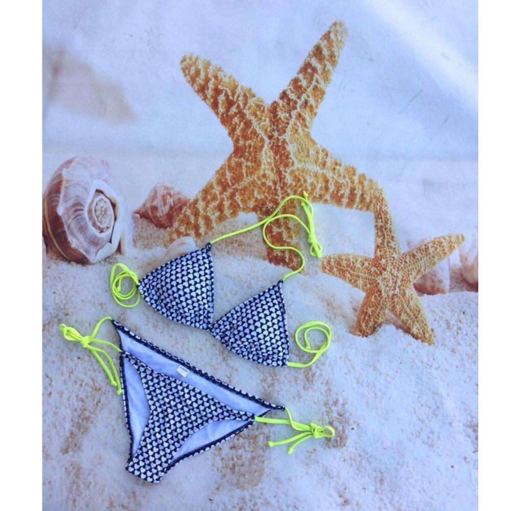 Bikinis plus size style swimwear 5