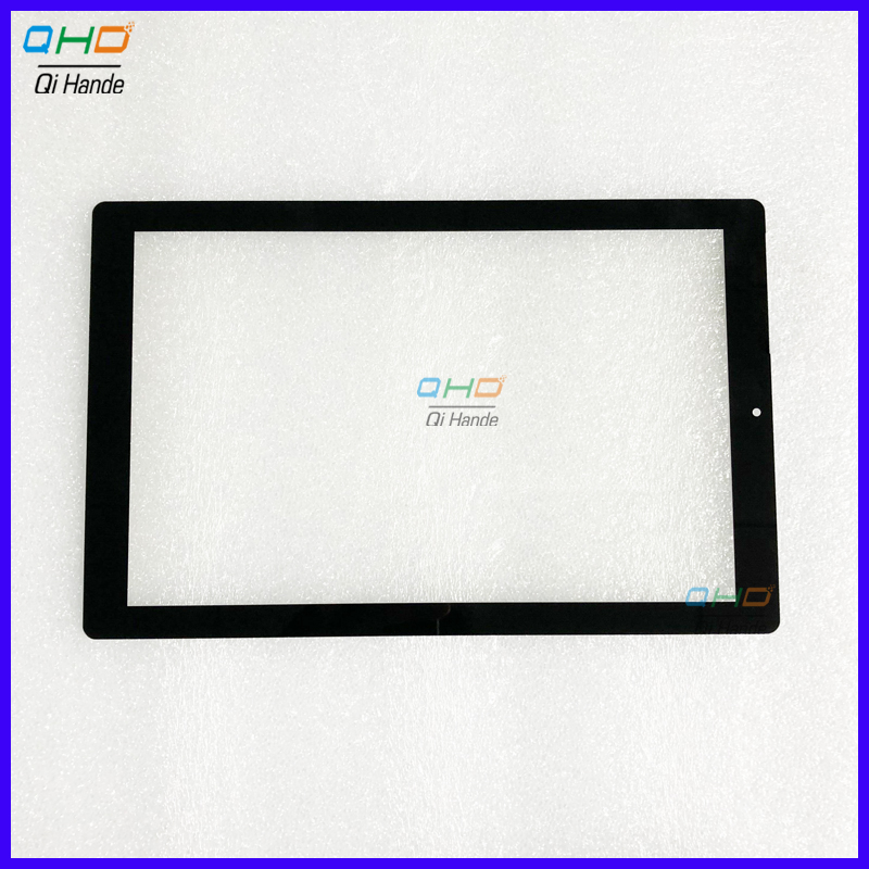 New For 10.1'' Inch CHUWI Hipad Tablet External Capacitive Touch Screen Digitizer Sensor IPS Multitouch Phablet Glass Panel
