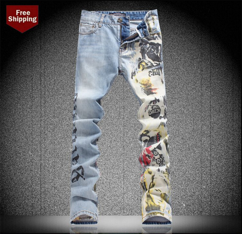 Popular Men Designer Jeans-Buy Cheap Men Designer Jeans lots from
