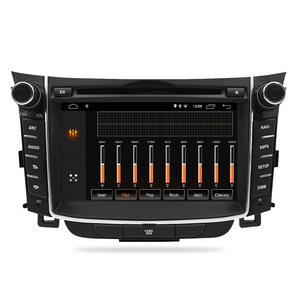 """Image 5 - 7"""" IPS Screen Android 9.0 Car DVD Radio Player For Hyundai i30 Elantra GT 2012 2016 2 Din Video GPS Navigation Stereo Multimedia"""