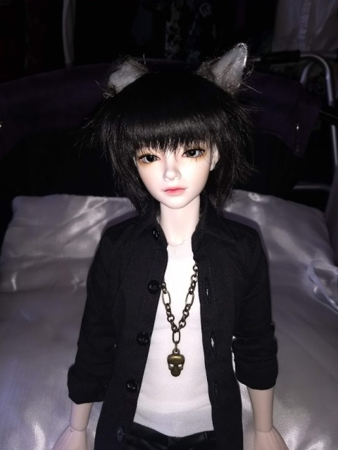 2018 New Arrival 1/4 BJD Doll BJD/SD Handsome Include Eyes Daniel Boy Doll For Baby Girl Birthday Gift 1