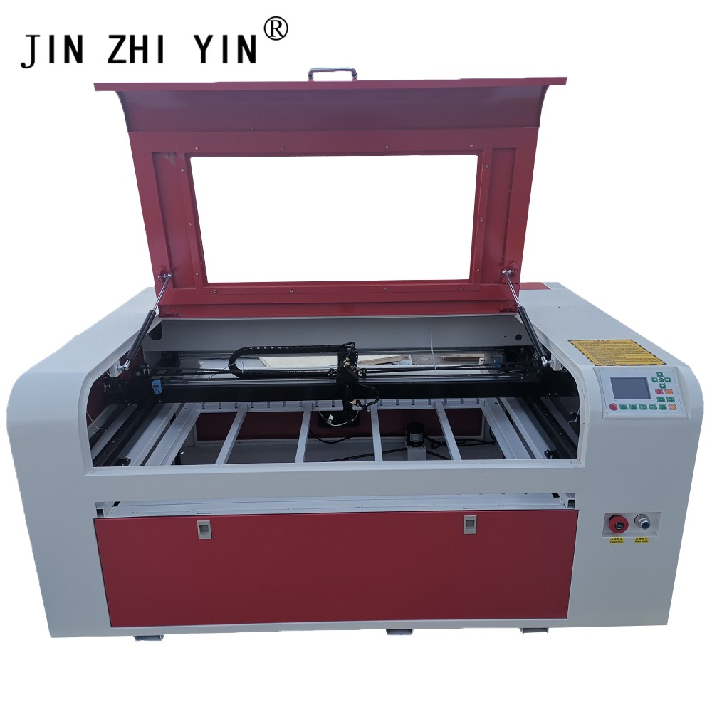 6090 Laser Engraving Machine Co2 Used For Acrylic Wood Glass Engraving Laser Machine 100W Ruida System
