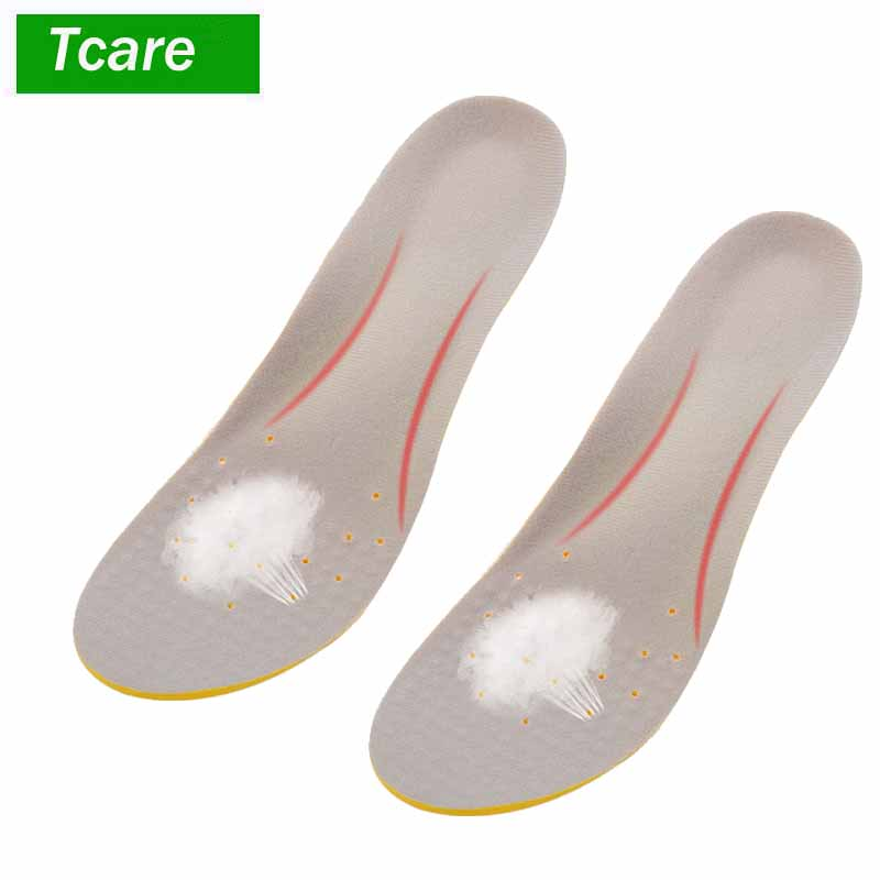 1Pair Shoe Insoles Orthotic Insoles Arch support Insoles Excellent Shock Absorption Cushioning for Feet Relief Running Hiking