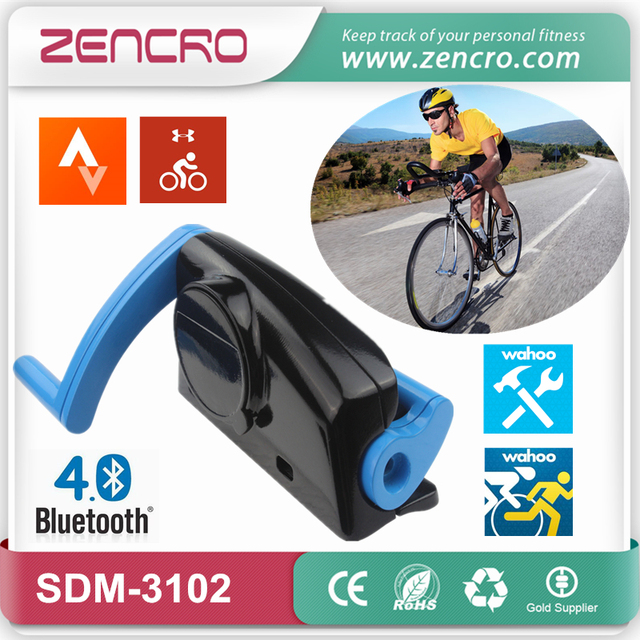 Smart Activity Tracker Bicycle Fitness Bluetooth 4.0 Cadence Sensor Speedometer