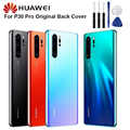 Original Huawei Battery Glass Back Cover Case For Huawei P30 Pro P30PRO Door Rear Housing Protective Back Cover Cases Phone Case