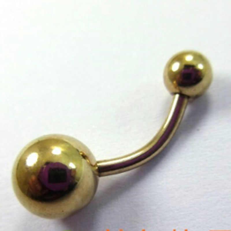 ฤดูร้อนใหม่สไตล์สะดือเล็บเจาะร่างกายสแตนเลสแหวนผู้หญิงเครื่องประดับของขวัญ