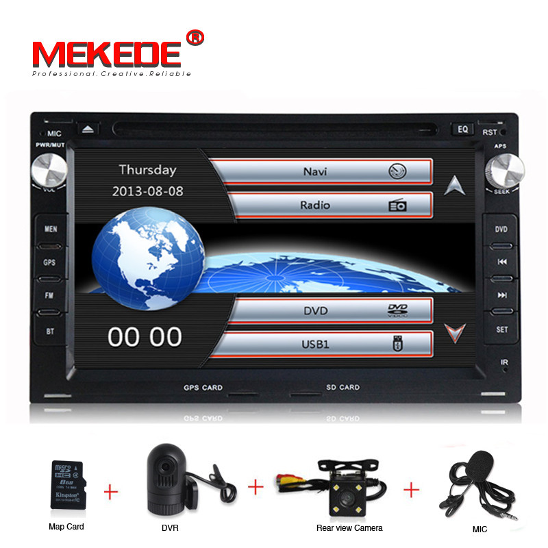 Free shipping! 2 DIN Touch Screen Car dvd multimedia Player radio for VW Golf4 T4 Passat B5 Sharan MK4 GPS Navi BT RDS 1080P-in Car Multimedia Player from Automobiles & Motorcycles