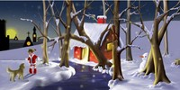 10X12ft תפאורות מוסלין צבוע יד חג המולד בייבי ילדי צילום  רקע צילומי יילוד חורף שלג סניק-ברקע מתוך מוצרי אלקטרוניקה לצרכנים באתר