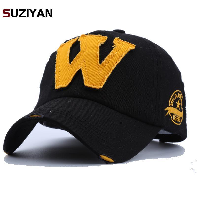 Snapback   Caps   Hats For Men Trucker Embroidery Casquette Bone Vintage Letter W Dad Male   Cap   Men   Baseball     Cap   Women Brand