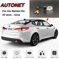 AUTONET HD Night Vision Backup Rear View camera For kia Optima K5 JF 2016 2017 2018 2019 CCD/license plate camera