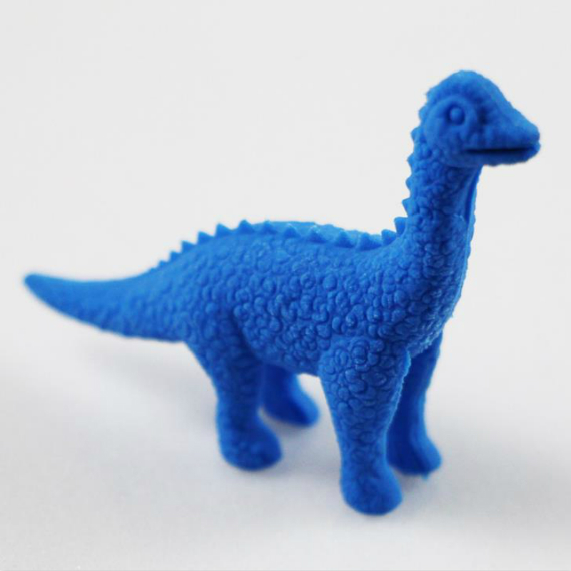Correction Supplies Eraser Hard-Working 2 Pcs/set Hot Material Escolar 3d Animal Dinosaurs Rubber Pencil Erasers Stationery School Supplies Papelaria Students Gifts To Have A Long Historical Standing