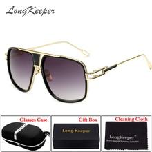 Larga Arquero Cuadrado gafas de Sol Mujeres Hombres Diseñador de la Marca Gafas de Sol de Espejo Luneta Oculos De Sol Gafas Feminino Mujer Con Caja