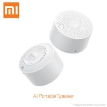 Xiaomi Original Mini AI Bluetooth Speaker Portable Sports Music Audio Life Waterproof Fashion Small Speakers