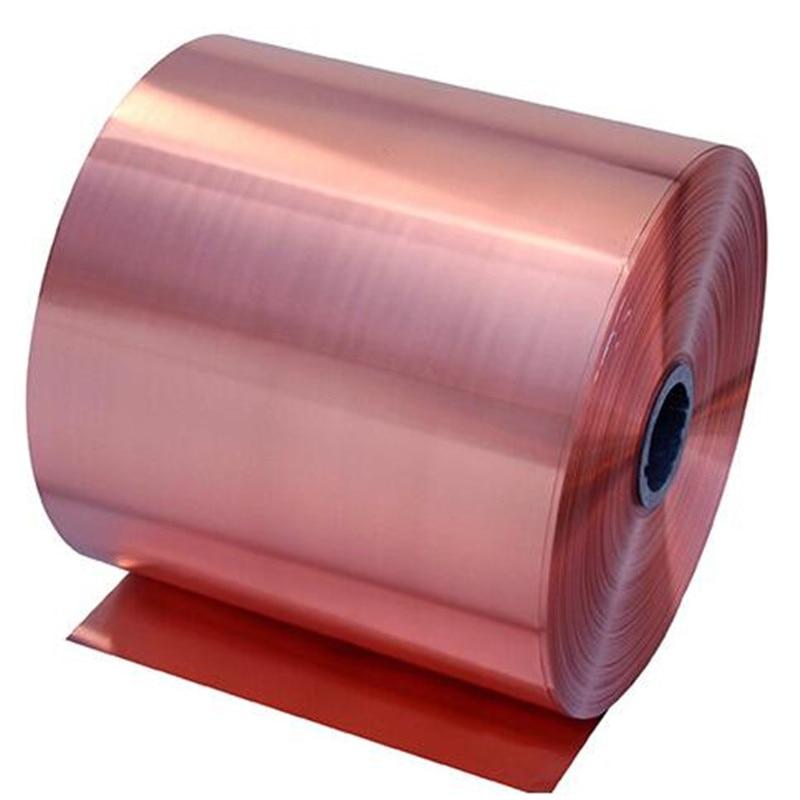 Высокое качество 10 шт 100x100x0,4 мм 99.9% Медь Cu листового металла пластины хороший механические свойства и Термальность стабильность