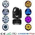 Free&Fast Shipping High quality 30W Party disco dj ktv stage light 30w dmx mini gobo projector spot led moving head factory sale