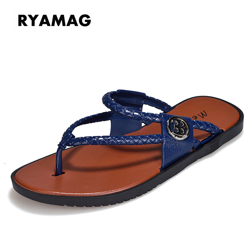 2018 mens playa Flip Flops sandals cooler eva slippers massage water babouche Clogs mens flat shoes Summer batts
