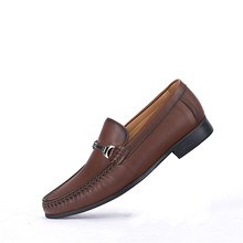 Italian Slip On Formal Shoes Men Loafers Wedding Dress Shoes Men New Arrival Oxford Shoes