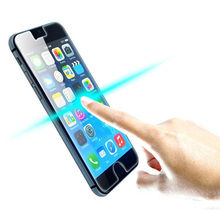 10pcs Anti-Scratch/Knock Premium Tempered Glass Front armor Film Screen Protector For iPhone 6 Plus 9H hardness 0.3mm thin