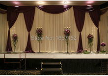 10ft*20ft Stage Backdrop Party wedding decoration Wedding supplies Backdrop stege party Backdrop decoration