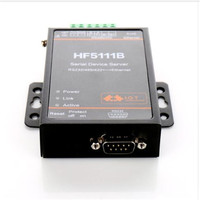 Wifimodule 5111B RJ45 RS232/485/422 Serial To Ethernet Free RTOS Serial 1 Port Server Converter Device Industrial Connector Unit