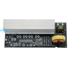 1Set 2000W Pure Sine Wave Inverter Power Board Post Amplifier DIY Kit With Heat Sinks