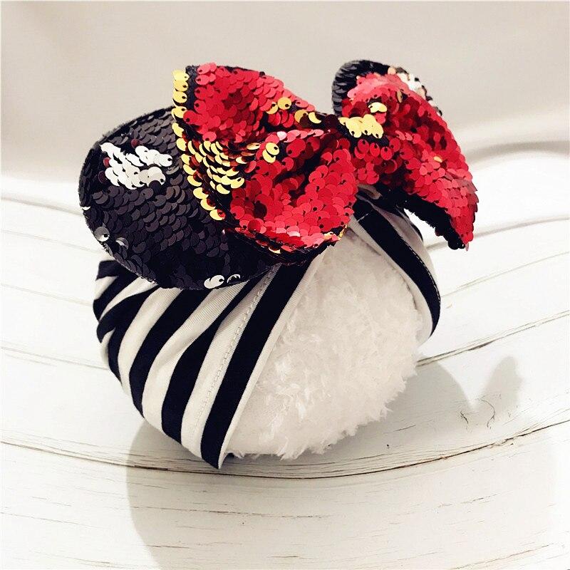 da901b0d1e1b0 VANSCOCO Spring summer Beanie Turban Hat Baby Ears Hair cap