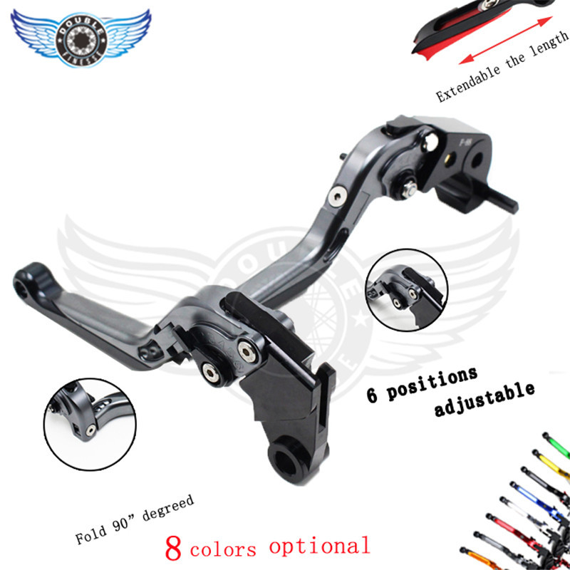 adjustable motorcycle brake clutch levers FOR bmw K 1600 GTL R 1150 GS ABS Adventure G 650 X S 1000 XR VF 800 R R 1200 R S1000RR adjustable billet long folding brake clutch levers for bmw k1600 gt gtl 11 14 12 13 k1300 k1200 r s r1200 r rt s st gs 04 14 05