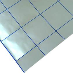 Бесплатная доставка отражающее зеркало пленки и 4CR энергосберегающие алюминиевые Фольга теплоизоляционные Материал, 2m2/лот