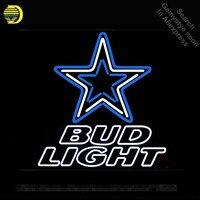 Неоновая вывеска для Уникальная Спортивная Команда DC BUDLIGHT неоновый трубки знак коммерческих света ручной работы лампы магазине отображает