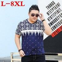 2018 Plus Size 10XL 9XL 8XL 6XL 5XL 4XL Customized Men S T Shirt Print Your