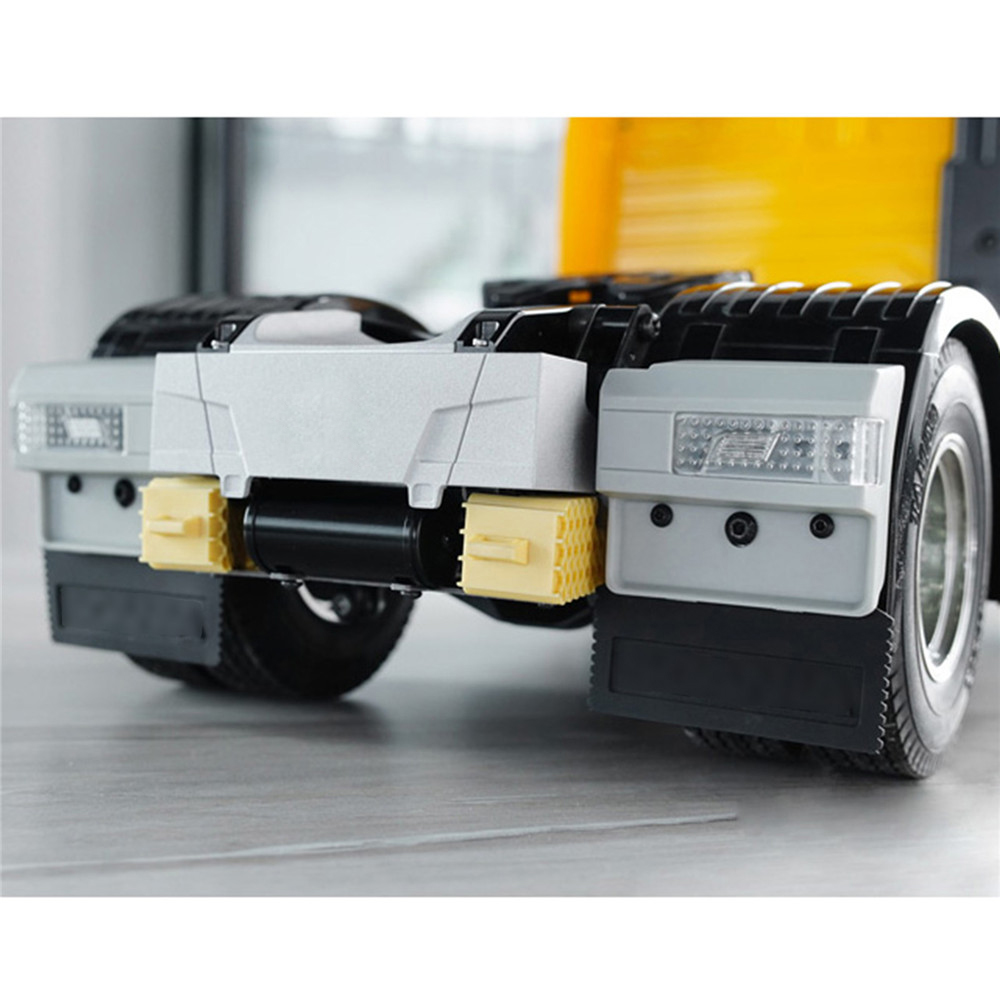 Metal Rear Beam Bumper for 1/14 Tamiya Scania R470 R620 RC Tractors Truck RC Model Cars Aluminum Alloy Rear Beam BumperMetal Rear Beam Bumper for 1/14 Tamiya Scania R470 R620 RC Tractors Truck RC Model Cars Aluminum Alloy Rear Beam Bumper