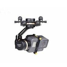 Таро 3D V Металл, 3 оси PTZ Gimbal для Gopro Hero 5 Камера Stablizer TL3T05 для FPV Drone Системы Действие Спорт Камера скидка 50%