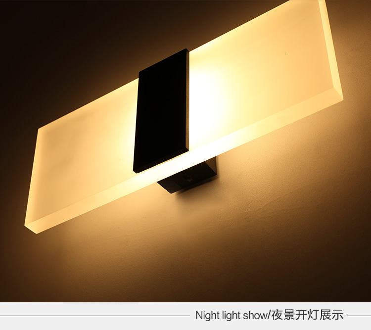 Led-lampen Nachtleselicht Led Wandleuchte Led Stair Nachttischlampe Leselampe Schlafzimmer Wandleuchte Führte Wc Licht Halten Sie Die Ganze Zeit Fit Led-innenwandleuchten