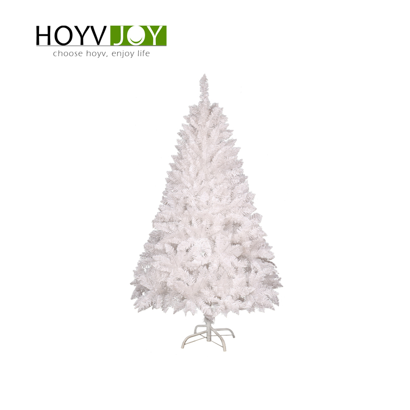 HOYVJOY 180cm Mini Artificial Christmas Tree Xmas Tree New Year Home Ornaments Decorations Flocking Snowflake Christmas Tree 5kg in Trees from Home Garden