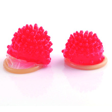5Pcs Ultra Thin Condoms Spike dotted Stimulate Latex Lubricated Condom Safer Sex Greater Pleasure Adult Sex products for Men