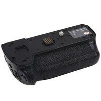 Verticale Samenstelling Batterij Grip Voor Panasonic Gh5 Gh5S Lumix Gh5 Digitale Camera Als Dmw Blf19 Blf19E-in Batterijgrepen van Consumentenelektronica op