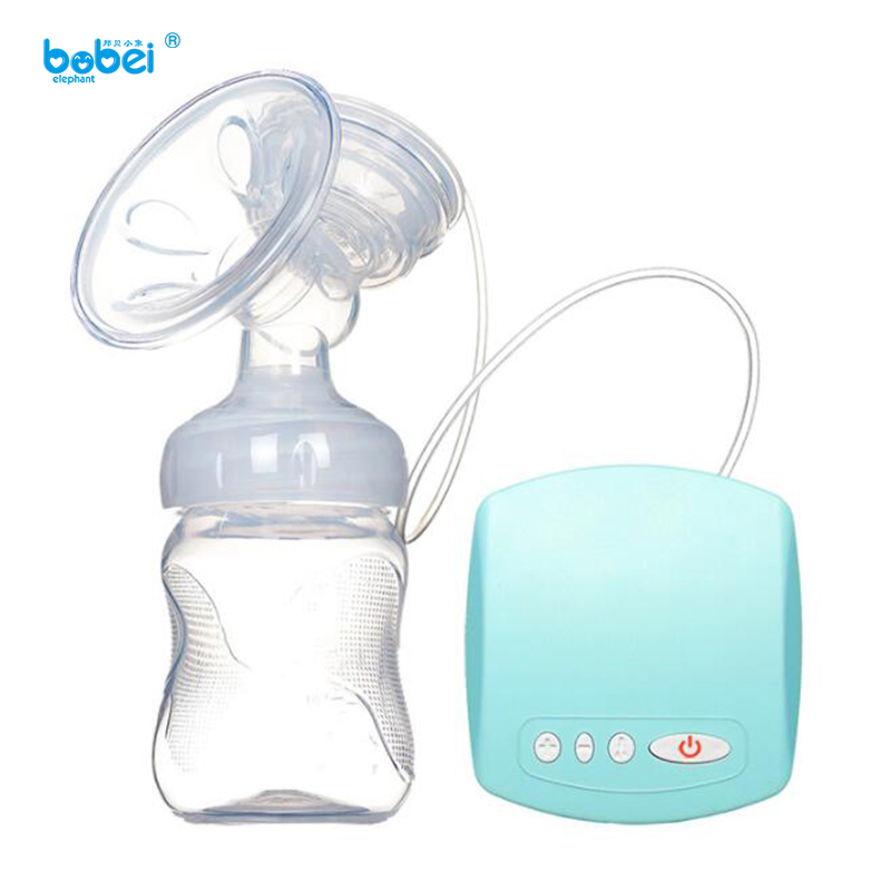 Automatic Electric Breast Milk Pumps Enlarger Suction Power With Infantile Baby Kids Feeding Bottle Nipple Pacifier USB Connect