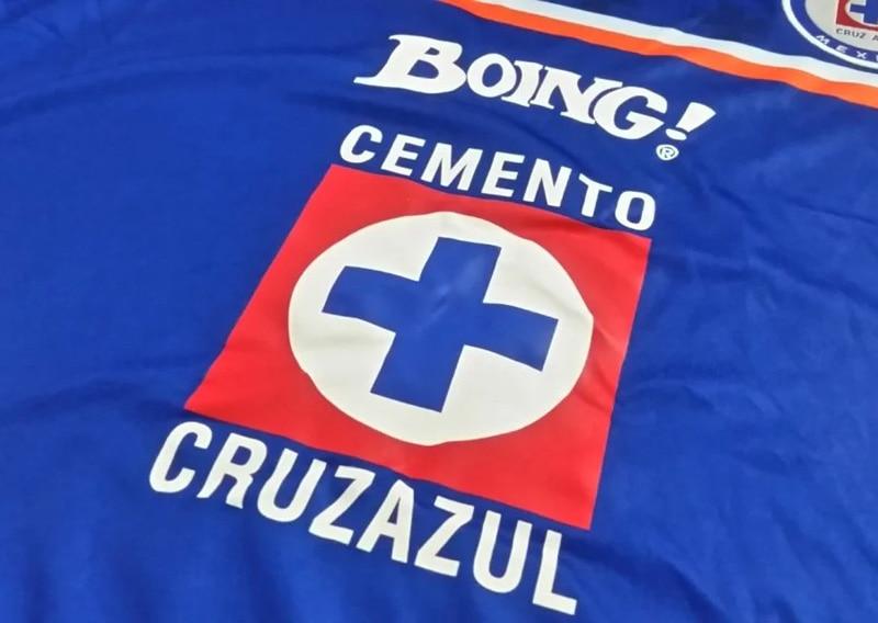 e5e45bc2e 2015 2016 Cruz Azul camisetas De futbol Mexican club Cruz Azul Home ...
