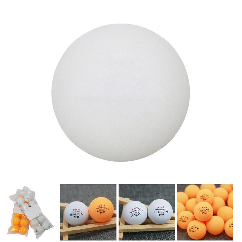 Newly 10pcs PingPong Table Tennis Balls Professional For Training Competition Sports Use 19ing