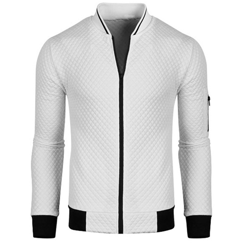Compare Prices on White Leather Bomber Jacket- Online Shopping/Buy ...