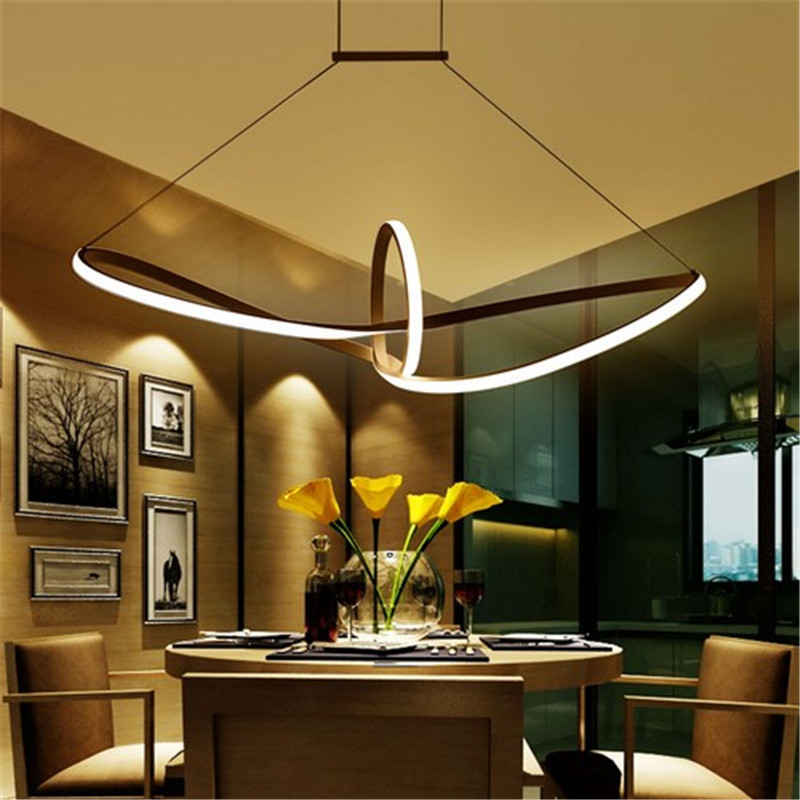 2017 new modern pendant lights lights for dinning room for V kitchen restaurant