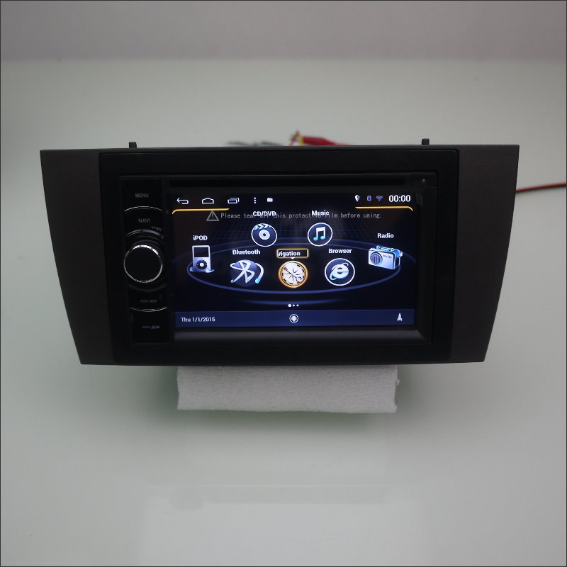 For JAGUAR S X Type 2001 2009 Car Radio Audio Video Stereo CD DVD Player GPS