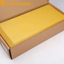Инструмент для пчеловодства 30 шт. 41,5 см* 19,5 см желтый пчелиный воск основа многократного использования прочные инструменты для пчеловодства принадлежности apis cerana