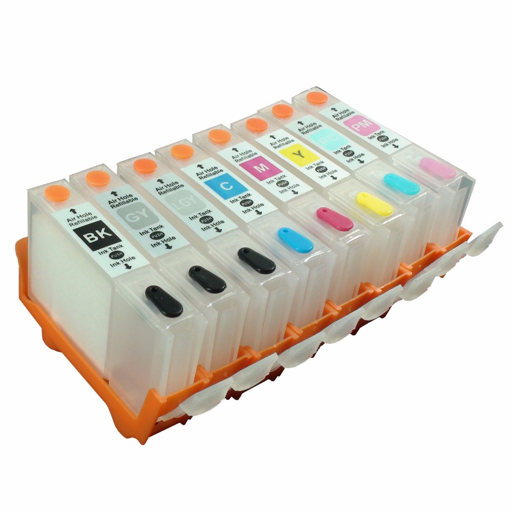 Dark C Canon Refillable Ink Cartridge Ciss Cis Cli Series Cartridge Chip From Computer Office On C Canon Refillable Ink Cartridge Ciss Cis Cli dpreview Canon Pro 100 Ink