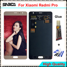Sinbeda 5 5 For Redmi Pro LCD Display Touch Screen Digitizer Assembly For Xiaomi Redmi Pro