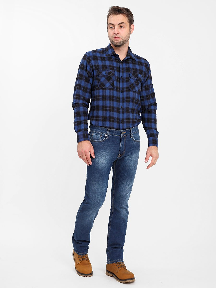 [Available from 10.11] F5 Blue denim Davus str w medium 185004 купить в Москве 2019