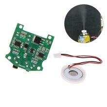 D20mm 113 кГц ультразвуковой туманообразователь керамический увлажнитель воздуха распылительный датчик 3,7-12 В