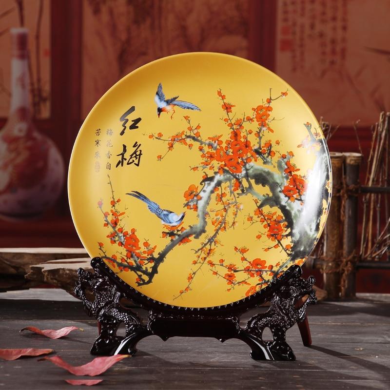 Βασιλικό κινέζικο στιλ διακόσμηση - Διακόσμηση σπιτιού - Φωτογραφία 3